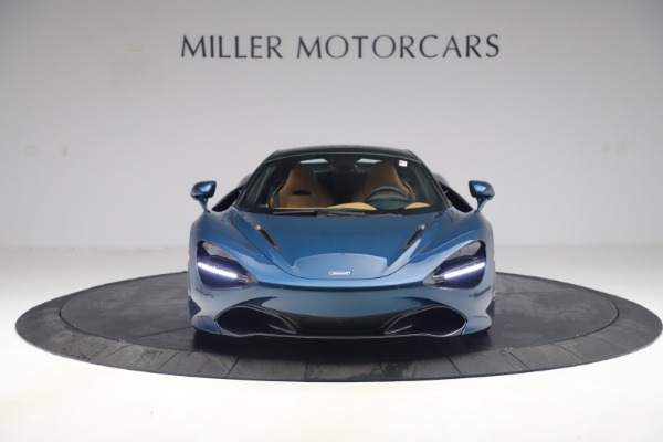 New 2020 McLaren 720S Spider Luxury for sale $380,835 at Bentley Greenwich in Greenwich CT 06830 21