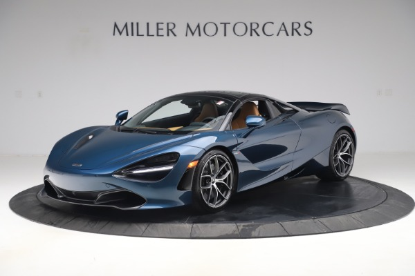 New 2020 McLaren 720S Spider Luxury for sale $380,835 at Bentley Greenwich in Greenwich CT 06830 22