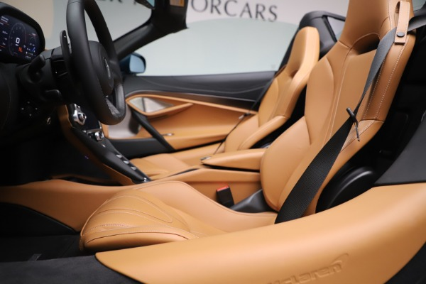 New 2020 McLaren 720S Spider Luxury for sale $380,835 at Bentley Greenwich in Greenwich CT 06830 26