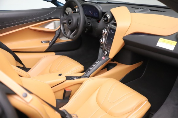 New 2020 McLaren 720S Spider Luxury for sale $380,835 at Bentley Greenwich in Greenwich CT 06830 28