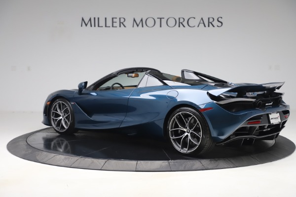 New 2020 McLaren 720S Spider Luxury for sale $380,835 at Bentley Greenwich in Greenwich CT 06830 3