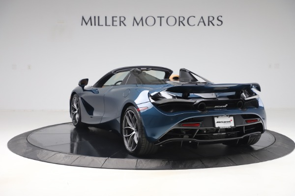 New 2020 McLaren 720S Spider Luxury for sale $380,835 at Bentley Greenwich in Greenwich CT 06830 4