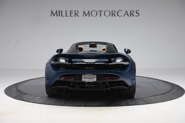 New 2020 McLaren 720S Spider Luxury for sale $380,835 at Bentley Greenwich in Greenwich CT 06830 5