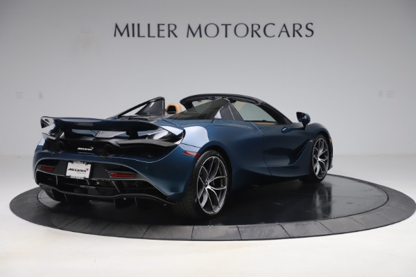 New 2020 McLaren 720S Spider Luxury for sale $380,835 at Bentley Greenwich in Greenwich CT 06830 6