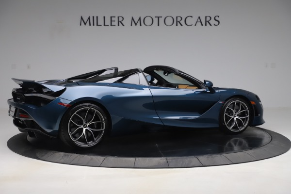 New 2020 McLaren 720S Spider Luxury for sale $380,835 at Bentley Greenwich in Greenwich CT 06830 7