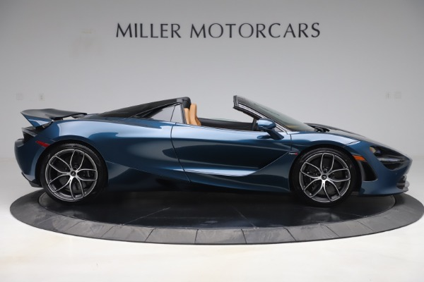 New 2020 McLaren 720S Spider Luxury for sale $380,835 at Bentley Greenwich in Greenwich CT 06830 8