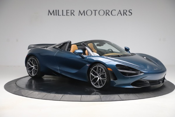 New 2020 McLaren 720S Spider Luxury for sale $380,835 at Bentley Greenwich in Greenwich CT 06830 9