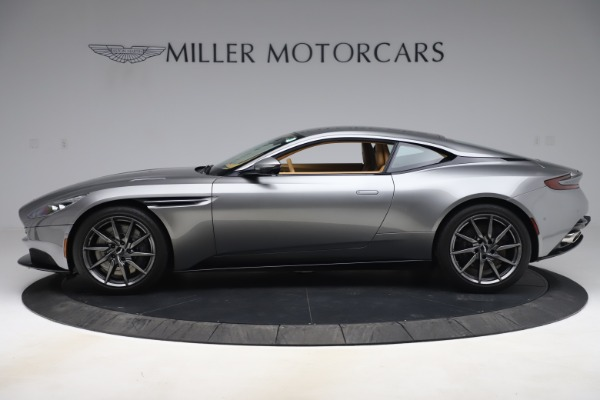 Used 2017 Aston Martin DB11 V12 Coupe for sale Sold at Bentley Greenwich in Greenwich CT 06830 2
