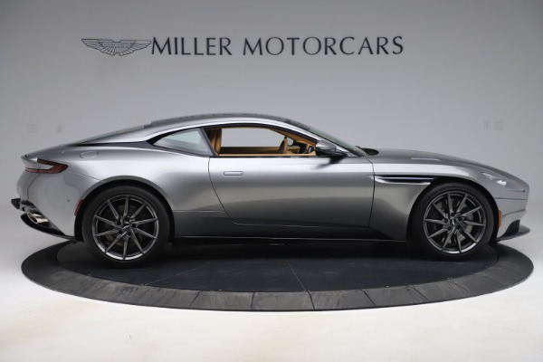 Used 2017 Aston Martin DB11 V12 Coupe for sale Sold at Bentley Greenwich in Greenwich CT 06830 8