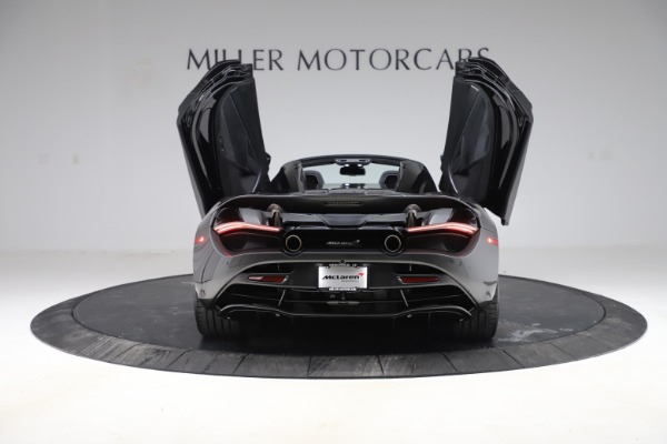 New 2020 McLaren 720S Spider Convertible for sale $332,570 at Bentley Greenwich in Greenwich CT 06830 13