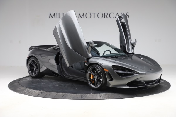 New 2020 McLaren 720S Spider Convertible for sale $332,570 at Bentley Greenwich in Greenwich CT 06830 16
