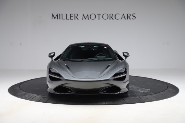 New 2020 McLaren 720S Spider Convertible for sale $332,570 at Bentley Greenwich in Greenwich CT 06830 17