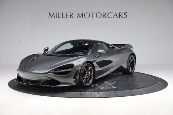 New 2020 McLaren 720S Spider Convertible for sale $332,570 at Bentley Greenwich in Greenwich CT 06830 18