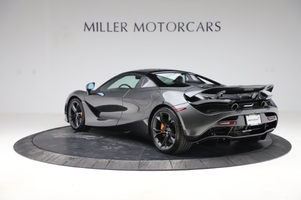 New 2020 McLaren 720S Spider Convertible for sale $332,570 at Bentley Greenwich in Greenwich CT 06830 20