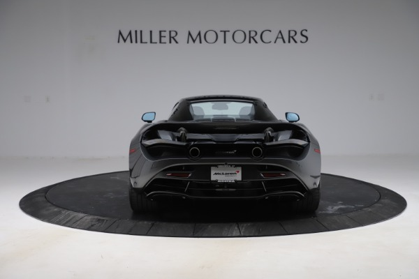 New 2020 McLaren 720S Spider Convertible for sale $332,570 at Bentley Greenwich in Greenwich CT 06830 21