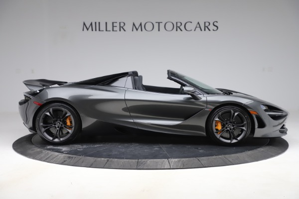 New 2020 McLaren 720S Spider Convertible for sale $332,570 at Bentley Greenwich in Greenwich CT 06830 6
