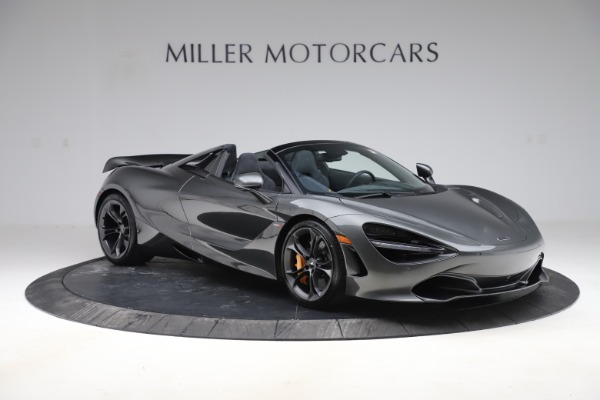 New 2020 McLaren 720S Spider Convertible for sale $332,570 at Bentley Greenwich in Greenwich CT 06830 7