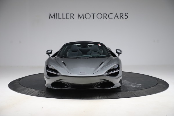 New 2020 McLaren 720S Spider Convertible for sale $332,570 at Bentley Greenwich in Greenwich CT 06830 8