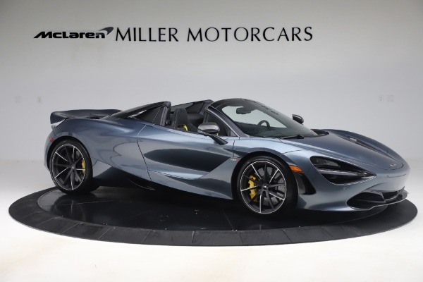 Used 2020 McLaren 720S Spider Convertible for sale Call for price at Bentley Greenwich in Greenwich CT 06830 10