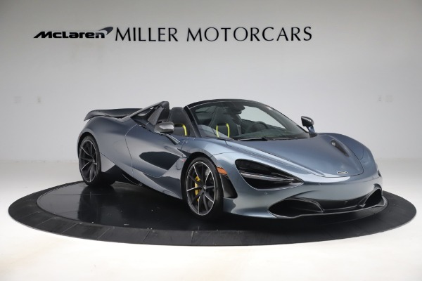 Used 2020 McLaren 720S Spider Convertible for sale Call for price at Bentley Greenwich in Greenwich CT 06830 11