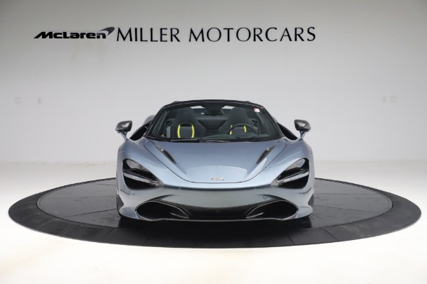 Used 2020 McLaren 720S Spider Convertible for sale Call for price at Bentley Greenwich in Greenwich CT 06830 12