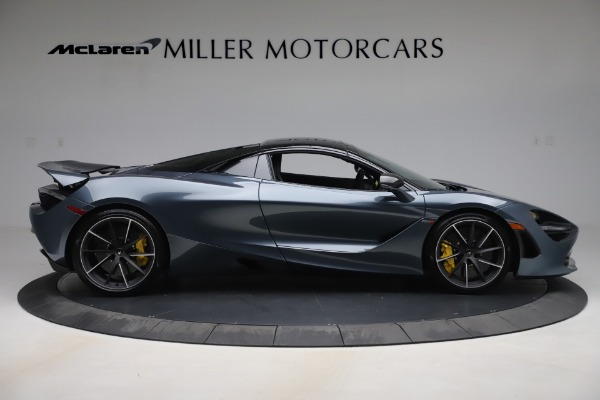 Used 2020 McLaren 720S Spider Convertible for sale Call for price at Bentley Greenwich in Greenwich CT 06830 13