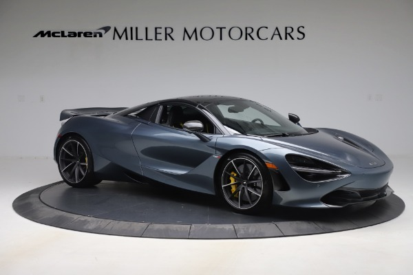Used 2020 McLaren 720S Spider Convertible for sale Call for price at Bentley Greenwich in Greenwich CT 06830 14