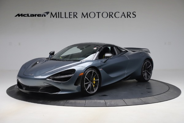Used 2020 McLaren 720S Spider Convertible for sale Call for price at Bentley Greenwich in Greenwich CT 06830 15