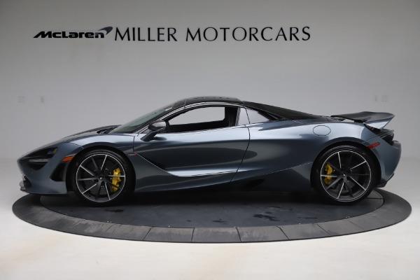 Used 2020 McLaren 720S Spider Convertible for sale Call for price at Bentley Greenwich in Greenwich CT 06830 16