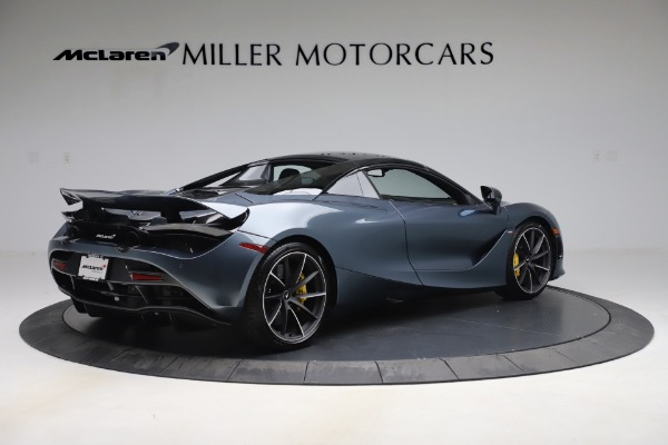Used 2020 McLaren 720S Spider Convertible for sale Call for price at Bentley Greenwich in Greenwich CT 06830 18