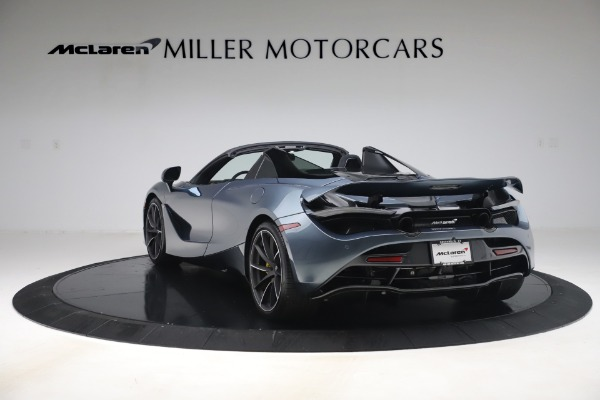 Used 2020 McLaren 720S Spider Convertible for sale Call for price at Bentley Greenwich in Greenwich CT 06830 5