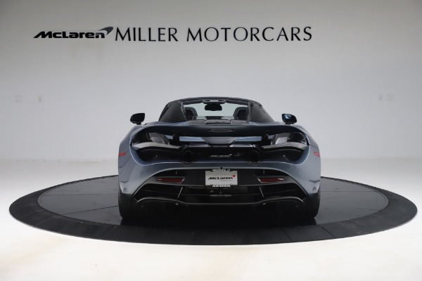 Used 2020 McLaren 720S Spider Convertible for sale Call for price at Bentley Greenwich in Greenwich CT 06830 6