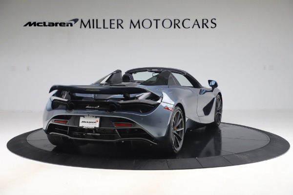 Used 2020 McLaren 720S Spider Convertible for sale Call for price at Bentley Greenwich in Greenwich CT 06830 7