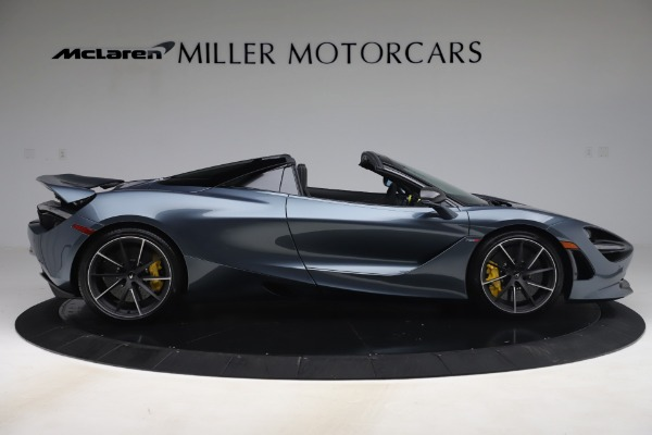 Used 2020 McLaren 720S Spider Convertible for sale Call for price at Bentley Greenwich in Greenwich CT 06830 9