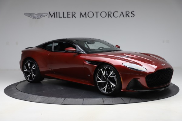 Used 2019 Aston Martin DBS Superleggera Coupe for sale $255,990 at Bentley Greenwich in Greenwich CT 06830 11