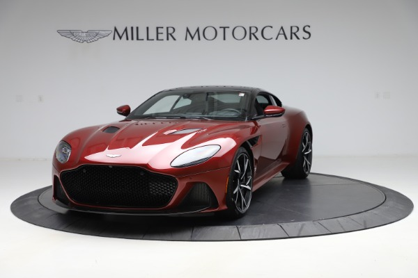 Used 2019 Aston Martin DBS Superleggera Coupe for sale $255,990 at Bentley Greenwich in Greenwich CT 06830 2
