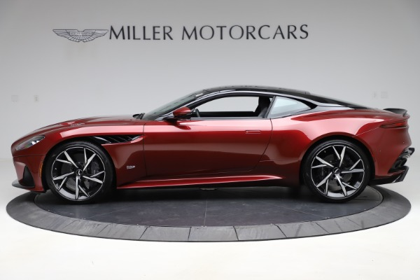 Used 2019 Aston Martin DBS Superleggera Coupe for sale $255,990 at Bentley Greenwich in Greenwich CT 06830 3