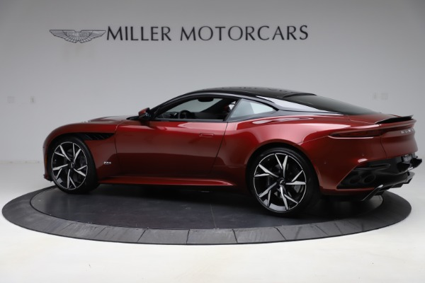 Used 2019 Aston Martin DBS Superleggera Coupe for sale $255,990 at Bentley Greenwich in Greenwich CT 06830 4