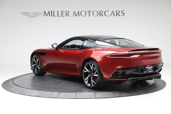 Used 2019 Aston Martin DBS Superleggera Coupe for sale $255,990 at Bentley Greenwich in Greenwich CT 06830 5