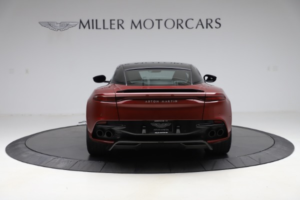 Used 2019 Aston Martin DBS Superleggera Coupe for sale $255,990 at Bentley Greenwich in Greenwich CT 06830 6