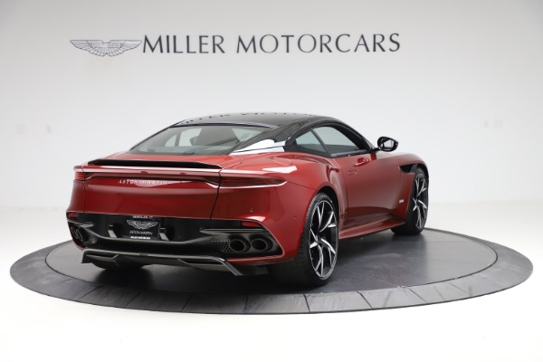 Used 2019 Aston Martin DBS Superleggera Coupe for sale $255,990 at Bentley Greenwich in Greenwich CT 06830 7