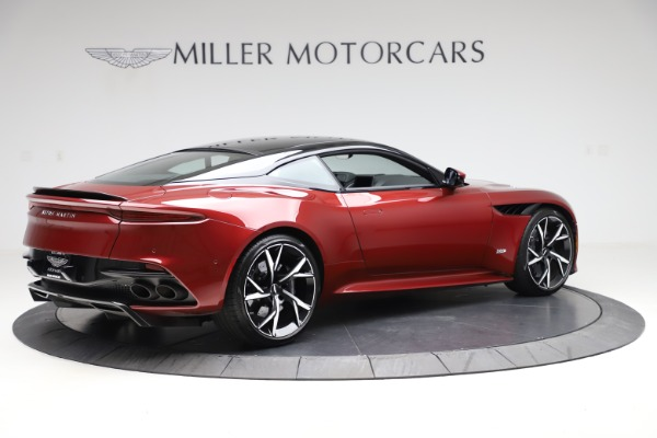Used 2019 Aston Martin DBS Superleggera Coupe for sale $255,990 at Bentley Greenwich in Greenwich CT 06830 8