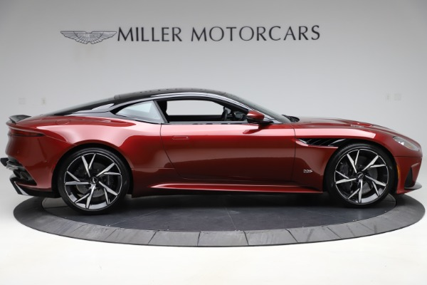 Used 2019 Aston Martin DBS Superleggera Coupe for sale $255,990 at Bentley Greenwich in Greenwich CT 06830 9