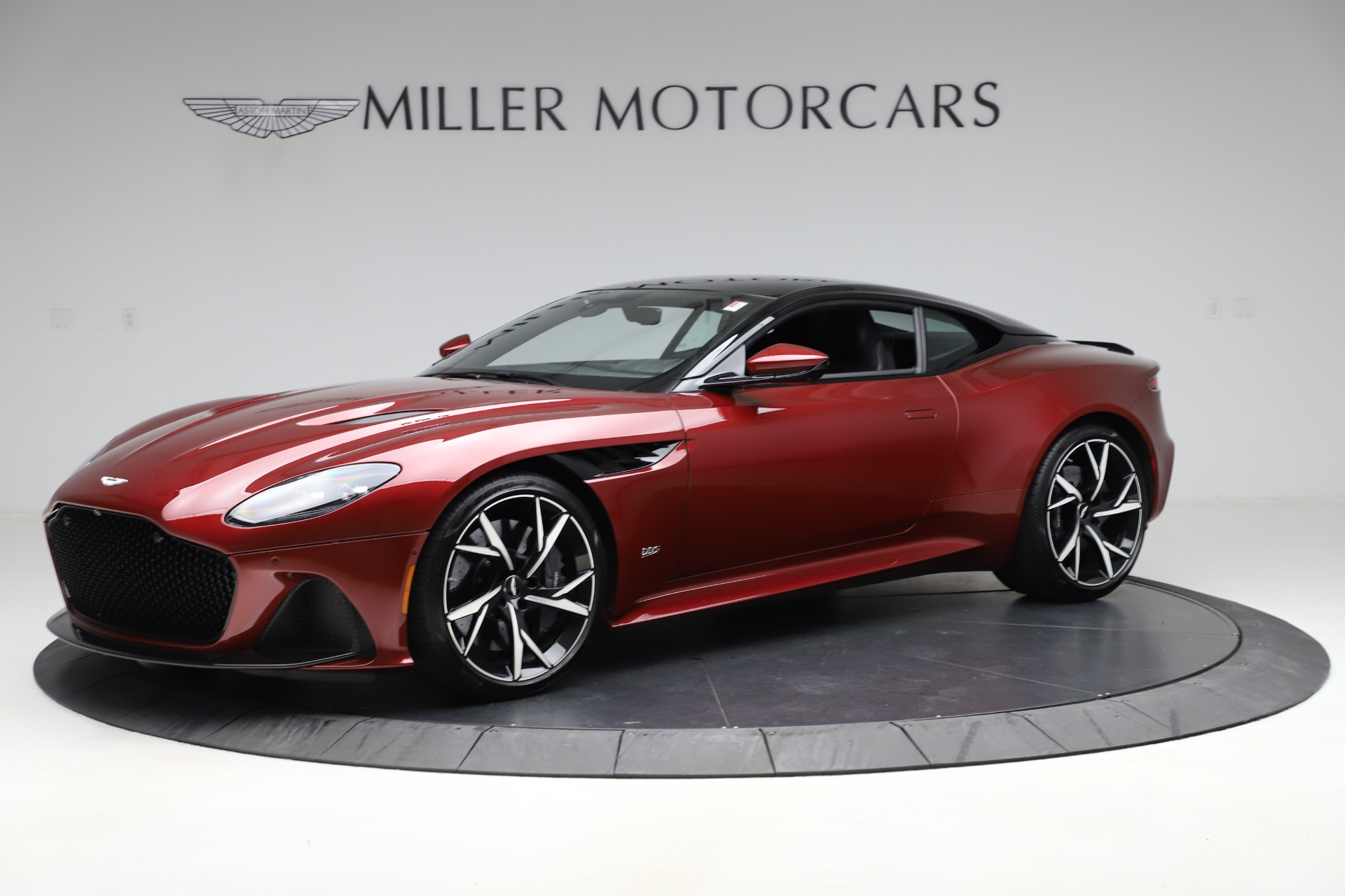 Used 2019 Aston Martin DBS Superleggera Coupe for sale $255,990 at Bentley Greenwich in Greenwich CT 06830 1