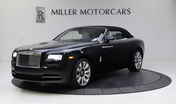 Used 2016 Rolls-Royce Dawn for sale $239,900 at Bentley Greenwich in Greenwich CT 06830 10