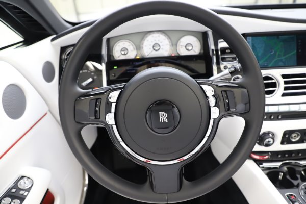Used 2016 Rolls-Royce Dawn for sale $239,900 at Bentley Greenwich in Greenwich CT 06830 23