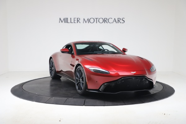 New 2020 Aston Martin Vantage Coupe for sale $195,459 at Bentley Greenwich in Greenwich CT 06830 10