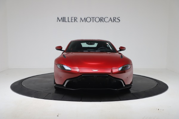 New 2020 Aston Martin Vantage Coupe for sale $195,459 at Bentley Greenwich in Greenwich CT 06830 11