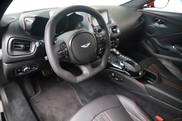 New 2020 Aston Martin Vantage Coupe for sale $195,459 at Bentley Greenwich in Greenwich CT 06830 13