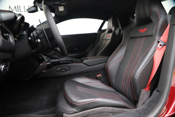New 2020 Aston Martin Vantage Coupe for sale $195,459 at Bentley Greenwich in Greenwich CT 06830 14